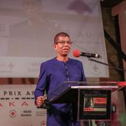 Discours de Didier Diop, Directeur de Sup'Imax