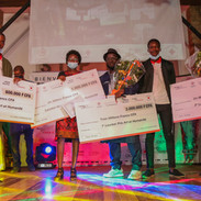Les lauréats du PAH de Dakar