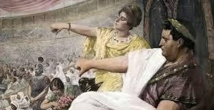 Nerón, Popea y los astrólogos de la época