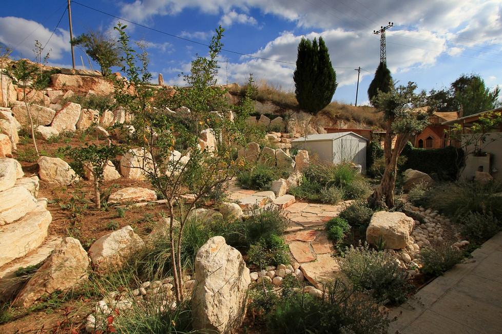 גן טיול ארץ-ישראלי בנוף-אילון