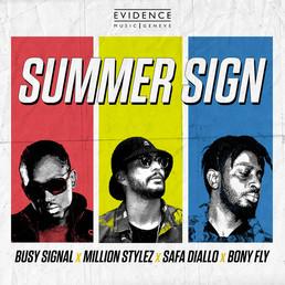 Busy Signal, Million Stylez, Safa Diallo