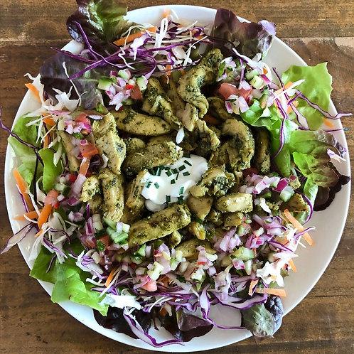 Chermoula Chicken Salad