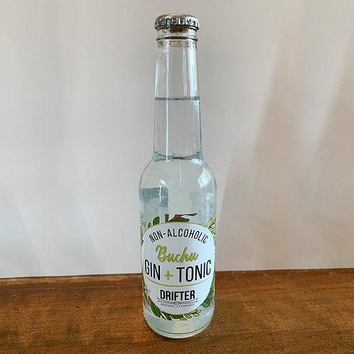 Drifter Buchu Gin & Tonic 275ml