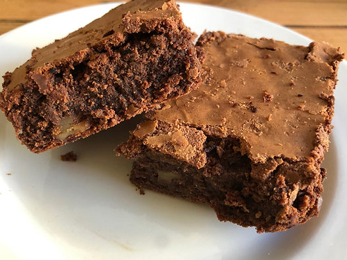 Chocolate Brownie with Pecan Nuts (Pack of 4)