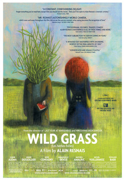 WILD GRASS_One Sheet