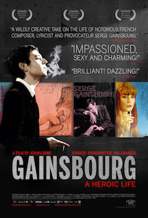 GainsbourgPoster
