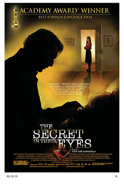 THE SECRET IN THEIR EYES FINAL POSTER