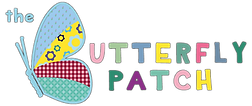 The Butterfly Patch Nursery Logo