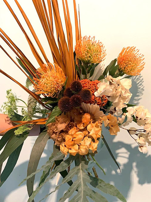 """Bouquet """"Composition orange"""""""