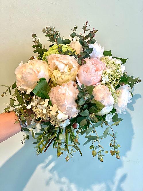 """Bouquet """"Brassée de pivoines"""""""