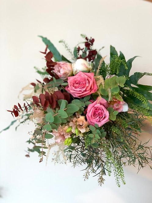 """Bouquet """"La vie en rose"""""""