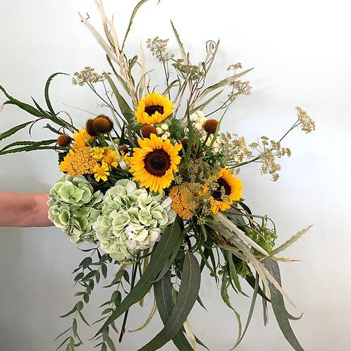 "Bouquet ""Tournesol"""