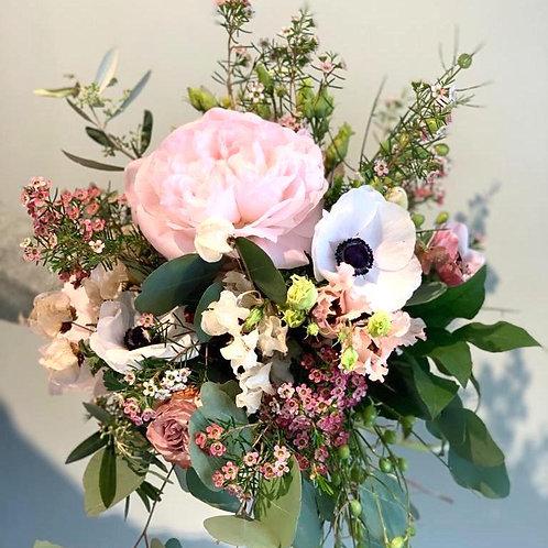 """Bouquet """"Anémones & pivoines"""""""