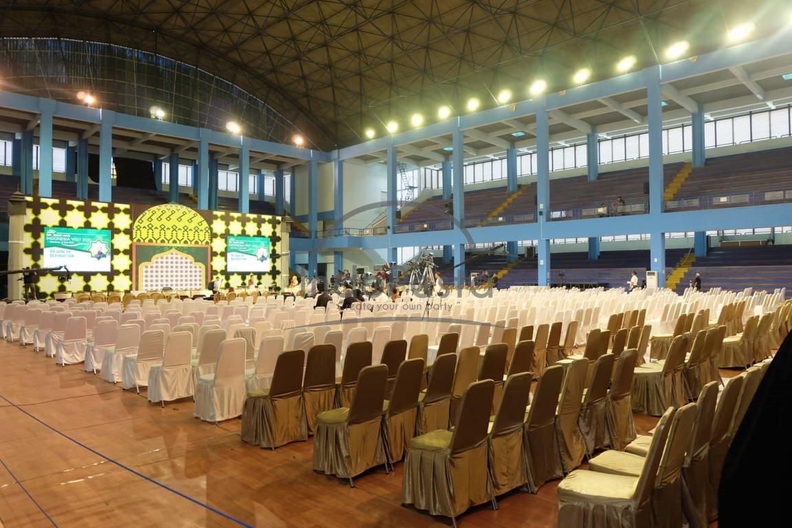 Acara Zakir Naik di UPI Bandung