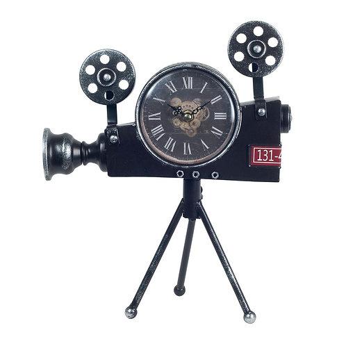 Horloges caméra cinéma 🎥