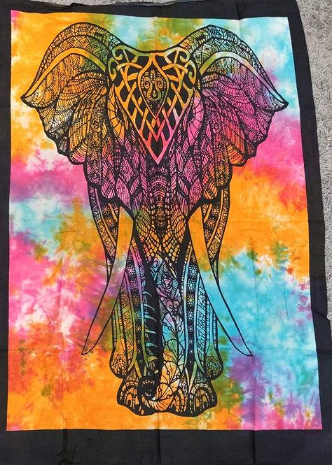 Batik éléphant