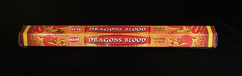 Encens HEM Sang de dragon 🐉