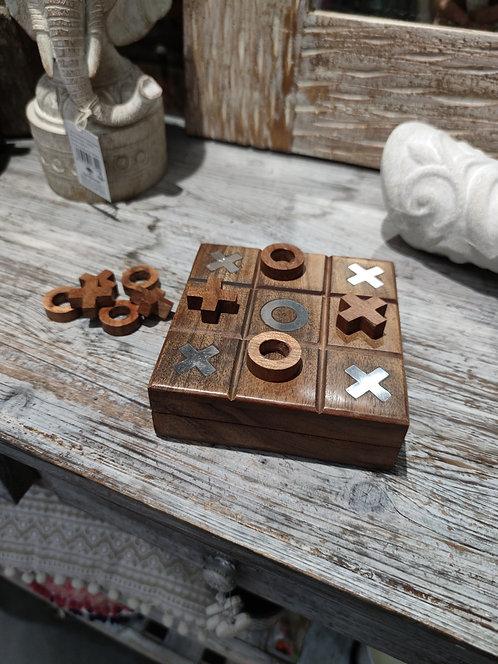 Jeux OXO bois