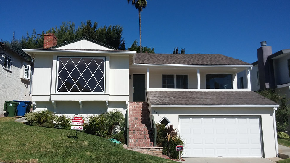 Exterior Home Painting Package