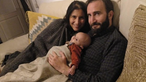 Marcelino, Andreína y Álvaro