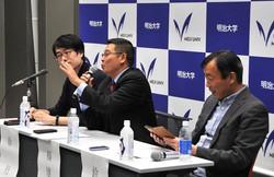 講演会:中国が民主化する条件と日本の役割について