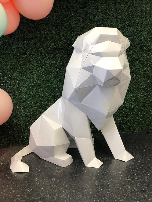 Geo - White Lion