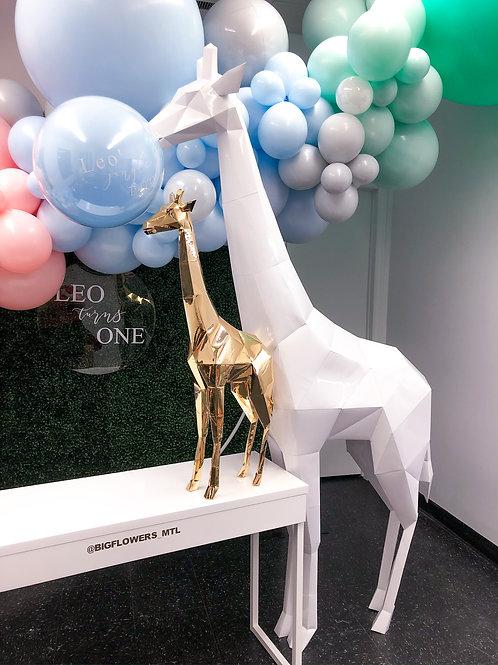 Geo - White Giraffe