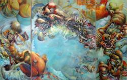 Rebirth (triptych)