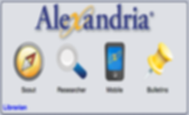 Alexandria Online Program