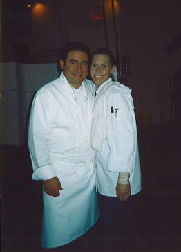 Emeril and Chef Jenn