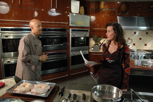 Pilot Cooking show with Chef Jenn