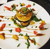 Caprese Stack with Burrata