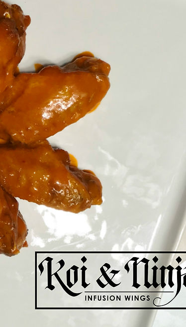 Colorado Buffalo Chicken Wings