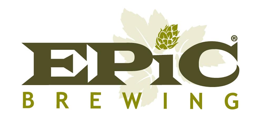Epic Brewing Company + Koi & Ninja