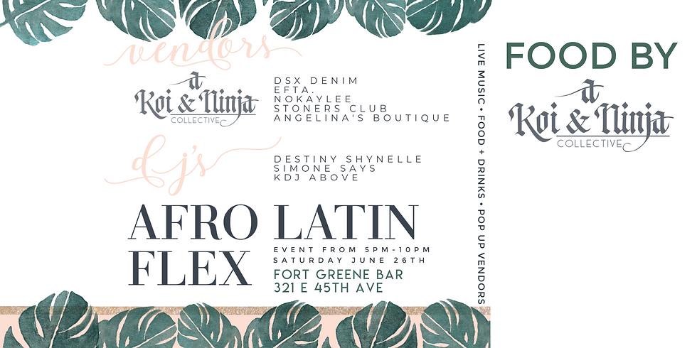 Afro Latin Flex