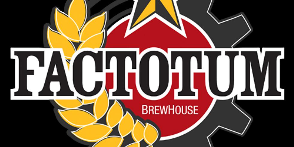 Factotum Brewhouse + Koi & Ninja