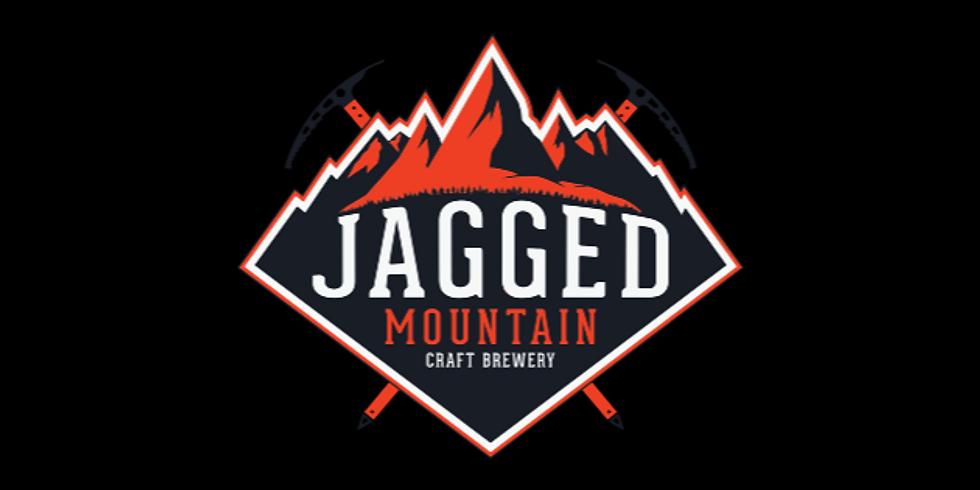 Jagged Mountain Craft Brewery + Koi & Ninja