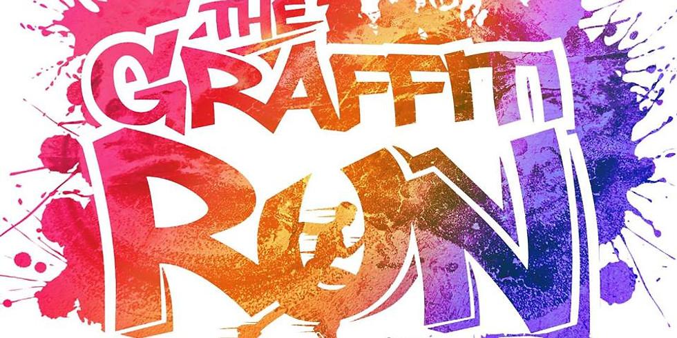Graffiti Run - Denver
