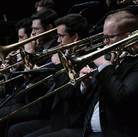UWEC Trombone Section