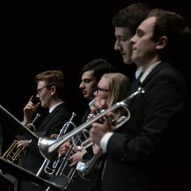 UWEC Trumpet Section