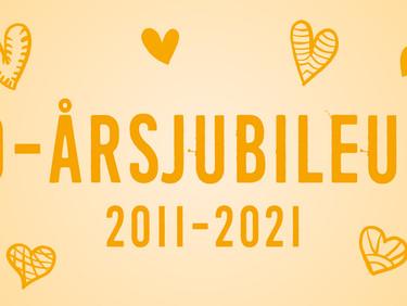 Köräventyret firar 10 år 2011- 2021