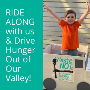 Valley kids go hungry every summer. Be a summer hunger hero.