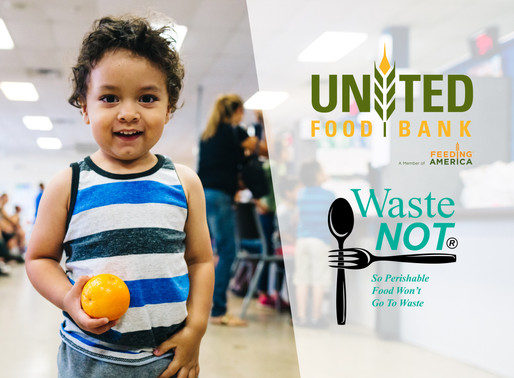 Waste Not and United Food Bank Announce a Formal Partnership to Increase Impact in the Valley