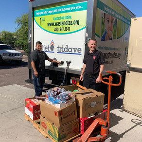 An Inside Look at Food Rescue