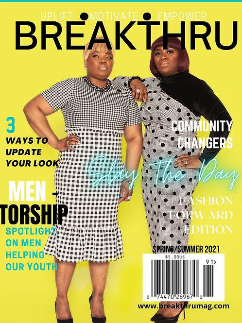 Spring/Summer Issue