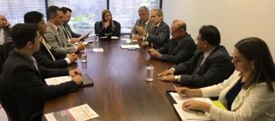 Prefeitos do Acre se reúnem com Bancada Federal