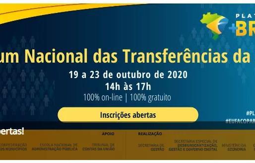 V Fórum Nacional das Transferências da União