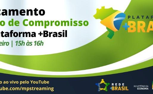 Termo de Compromisso na Plataforma +Brasil