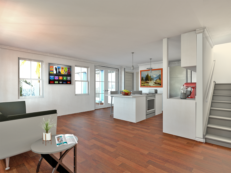 Custom Residence - Interior