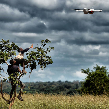 Drones to Deliver Tuberculosis Drugs in Madagascar